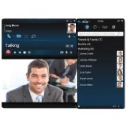 Mitel BluStar™ Client pro Windows, Android aiPhone/iPad