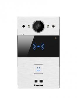 Akuvox R20A MINI IP Video Intercom se čtečkou karet (na / pod omítku)