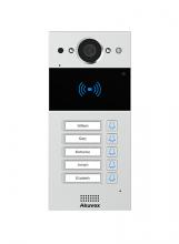 Akuvox R20B MINI IP Video Intercom se čtečkou karet a5 tlačítky (na / pod omítku)