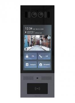 Akuvox X915 High-end Smart Android Video Intercom sFaceID
